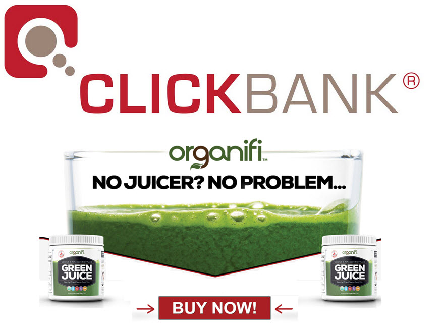 clickbank organifi