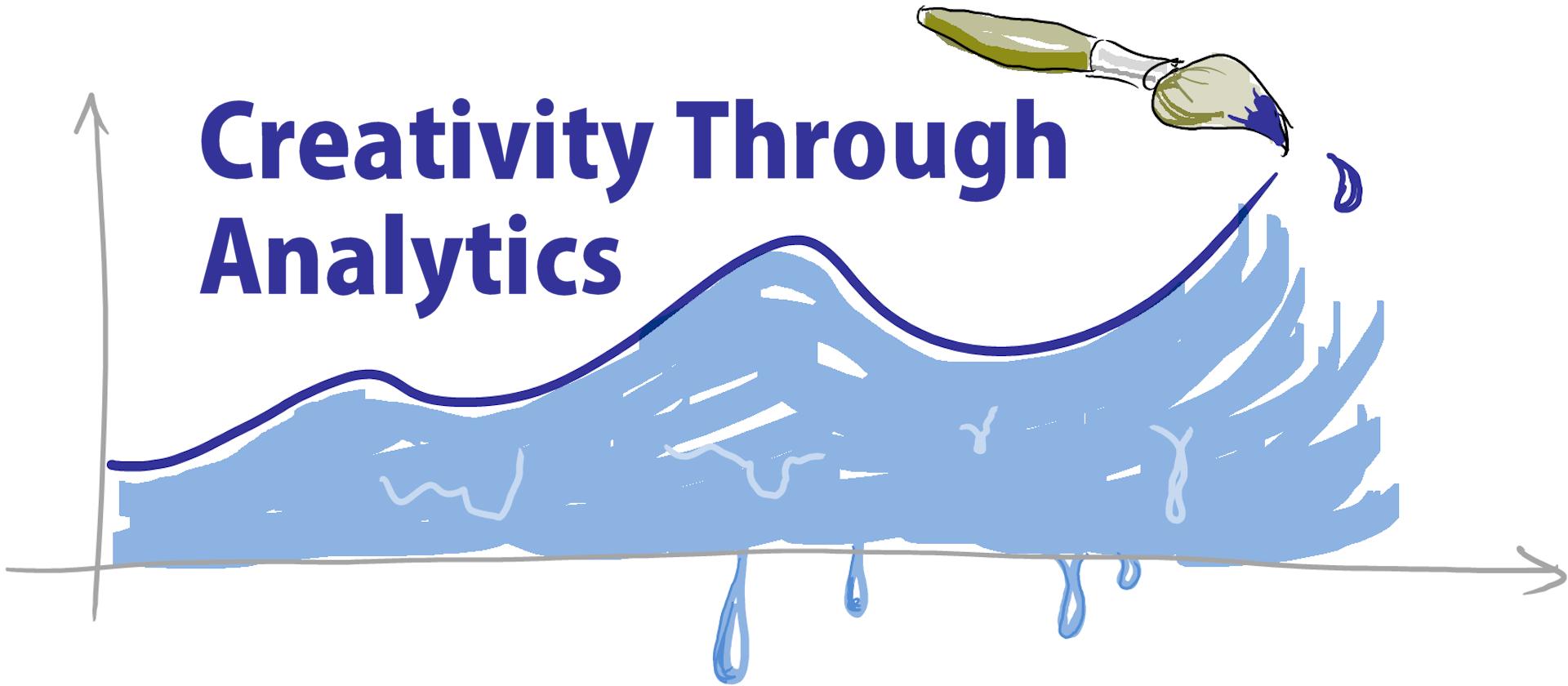 creativity through analytics